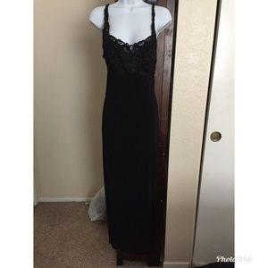 Dresses & Skirts - Beautiful Black with high slit Dress